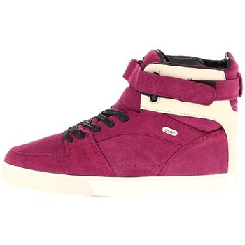 Chaussures Homme Baskets montantes Osiris Sneakers Homme Rhyme Remix Plumeria EU42 US9 Sample, modèle exp Violet
