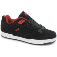 Chaussures Homme Baskets basses Osiris Sample  CINUX  Black White Red  EU42 US9 Noir
