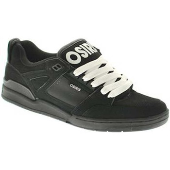 Chaussures Homme Baskets basses Osiris Sample  DEVISE Charcoal Black EU42 9US Blanc