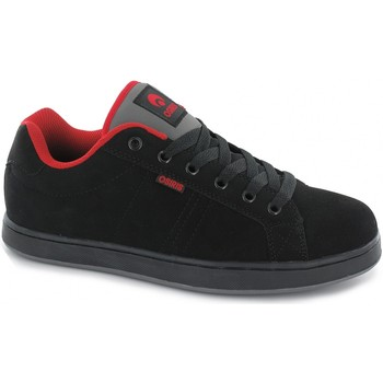 Chaussures Homme Baskets basses Osiris Baskets Homme Sample, modèle exposition, TROMA Black red 42 Blanc