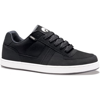 Chaussures Homme Baskets basses Osiris Sample  Relic Black White Black EU42 9US Noir