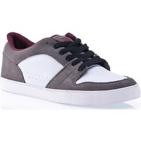 Chaussures Homme Baskets basses Osiris Sample  REASON  Charcoal white taille 42 (9US) Blanc