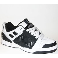 Chaussures Homme Baskets basses Osiris G3L White black US9 EU42 Blanc
