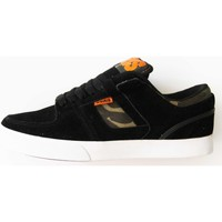 Chaussures Homme Baskets basses Osiris Sample CH2 Black camo orange EU42 9US Noir