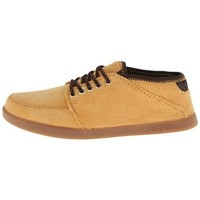 Chaussures Homme Baskets basses Osiris CONVERT Tan gum Velour (sample modèle expo 42 /US) Beige