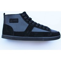 Chaussures Homme Baskets montantes Osiris Currency Black (Sample modèle exposition 42 / 9US) Noir