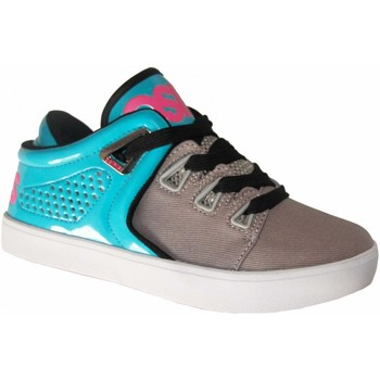 Chaussures Homme Baskets basses Osiris Basket montante Femme D3V Skyler skate shoes vegan EU37,5 7US Gris
