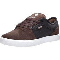 Chaussures Homme Baskets basses Osiris DECAY Brown black white(Sample modèle exposition 42/ Noir