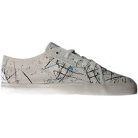 Chaussures Homme Baskets basses Osiris Basket Homme slim skate shoes vegan Mith White blue black EU42 Blanc
