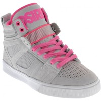 Chaussures Homme Baskets montantes Osiris Sneakers Homme  Raider Grey pink Gris