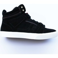 Chaussures Homme Baskets montantes Osiris Basket montante homme Raider Black red DPI EU42 US9 Skate shoe Noir