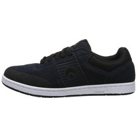 Chaussures Homme Baskets basses Osiris Sample  Sleak Anthracite black white taille 42 (9US) Gris