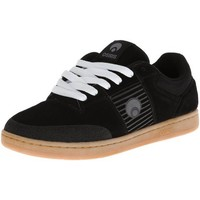 Chaussures Homme Baskets basses Osiris Sample  Sleak Black gum Taille 42 (9US) Noir