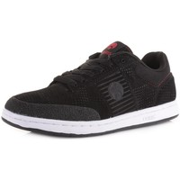 Chaussures Homme Baskets basses Osiris Basket Homme Sleak Black Red DPI EU42 9US skate shoes vegan D Noir