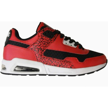 Chaussures Homme Baskets basses Osiris UPRISE Red white black (Sample modèle exposition 42 / Rouge