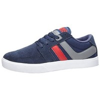 Chaussures Homme Baskets basses Osiris Basket Homme LUMIN skate shoes vegan Navy grey red EU42 US9 Der Bleu