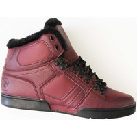 Chaussures Homme Baskets montantes Osiris Sample OSIRS Nyc 83 SHR Brg Blk 42 9US Bordeaux