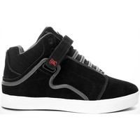 Chaussures Homme Baskets montantes Osiris Sample  Bingaman Black charcoal red taille 42 (9US) Noir