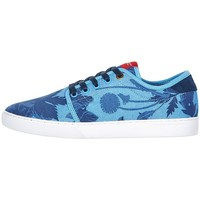Baskets basses Wesc OFF DECK Coronet blue