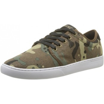 Chaussures Homme Baskets basses Wesc OFF EDMOND Cammo Camouflage