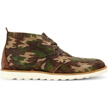 Boots Wesc LAWRENCE BOOT Camouflage