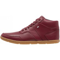 Baskets montantes Boxfresh SHEPPERTON Tawny port Firey red 42 US9