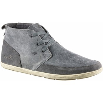 Baskets montantes Boxfresh SYMMONS BLOK Steel grey 42 US9