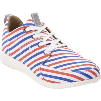 Chaussures Homme Baskets basses Boxfresh Aggra Maz blue Fierfy red 42 US9 Multicolore