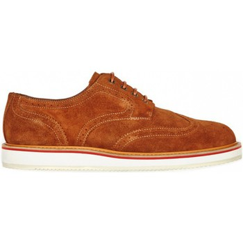 Derbies Wesc BROGUE BLUCHER Marron 39 7US