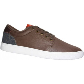 Chaussures Homme Baskets basses Wesc OFF DECK Mud grey 42 US9 marron