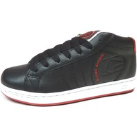 Baskets montantes Globe Vintage  Focus Mid Black Red US9 EU42
