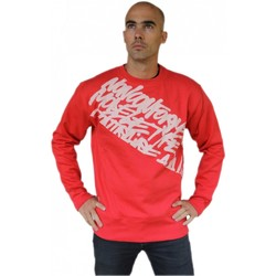 Vêtements Homme Sweats Hixsept Sweat capuche Vintage graffiti Collector  Picto Charc Rouge