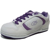 Chaussures Femme Baskets basses Gallaz Baskets Femme Sample  Falcon White Purple US7 EU37.5 Exclusivité Blanc