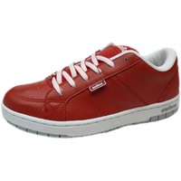 Baskets basses Gallaz Sample  Post Red Titanium US7 EU37.5