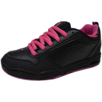 Baskets basses Gallaz Sample  Askari Black Hot Pink US7 EU37.5