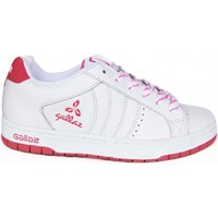 Chaussures Femme Baskets basses Gallaz Baskets Femme Sample  Cairo White Punk Pink US7 EU37.5 So freshh Blanc