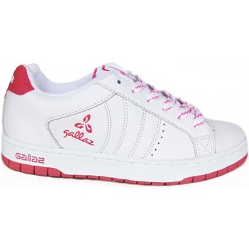 Baskets basses Gallaz Sample  Cairo White Punk Pink US7 EU37.5