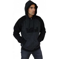 Vêtements Homme Sweats Blind Hoody Sweat Zipper  Charcoal Vintage skateboarding Gris