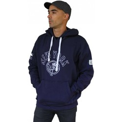Vêtements Homme Sweats Majestic 1976 NY NEW YORK Yankees MLB Hood Sweat Bleu marine