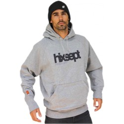 Vêtements Homme Sweats Hixsept Hoodie  Feutrine Heather Sweat capuche Gris