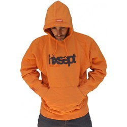 Sweats Hixsept Hoodie  Feutrine Orange Sweat capuche