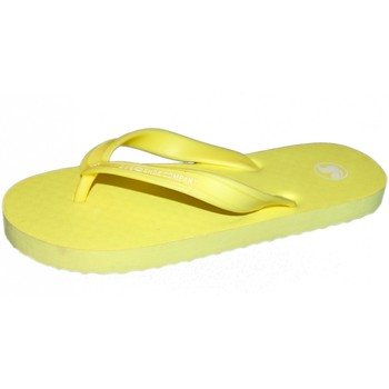 Chaussures Femme Tongs DVS Tongs  PESO Jaune T38 jaune