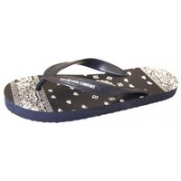 Chaussures Homme Tongs DVS Tongs Peso graphic Bandana  T42.5 Noir