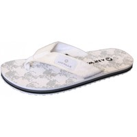 Chaussures Homme Tongs DVS Airwalk Tongs Coast 2 white grey T41 Gris