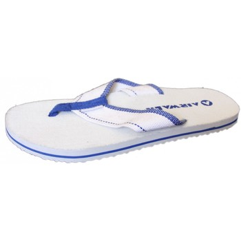 Chaussures Homme Tongs DVS Airwalk Tongs Coast 4 white blue T41 Blanc