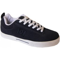 Chaussures Homme Baskets basses DC Shoes Baskets Homme Modele expo Vintage  Uno navy 9US 42EU COLLECTOR Blanc