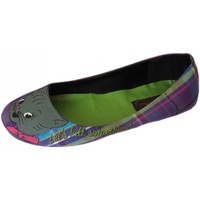 Chaussures Femme Ballerines / babies Iron Fist Ballerines Let's kill something US6 T36 Multicolor