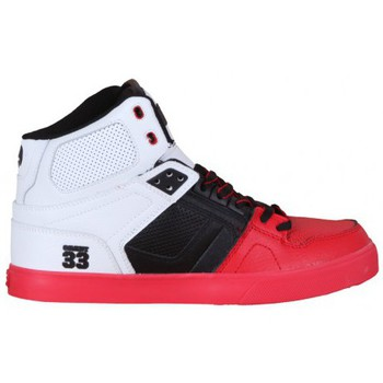 Chaussures Homme Baskets montantes Osiris NYC 83 VLC Grant Black red EU42  9US Noir
