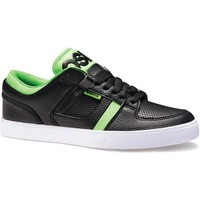 Chaussures Homme Baskets basses Osiris Sample  CH2 Black green  EU42 9US Noir