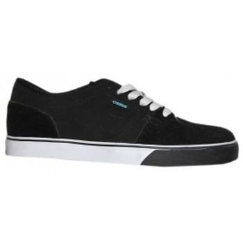 Chaussures Homme Baskets basses Osiris Sample DECAY Black white teal EU42 9US Noir